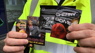 Two arrested in connection with 'legal high' incidents