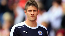 The 24-year-old was on loan at Hoffenheim during Leicester's title winning season.
