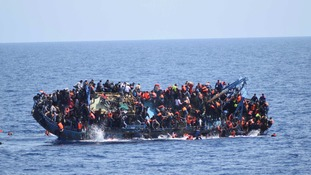 Five migrants die after overcrowded fishing boat capsizes