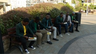 Nigerian team