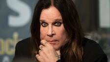 Ozzy Osbourne back in Birmingham to name new tram