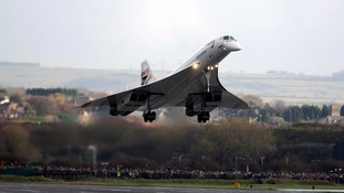 Construction begins on new home of Concorde