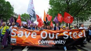 Tata Steel: Warning over pension cut plan