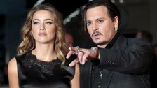 Johnny Depp and wife Amber Heard to divorce