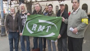 RMT: Southern sickness figures are 'pure fiction'