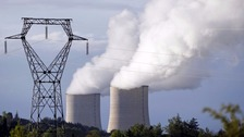 Nuclear power workers join France labour dispute