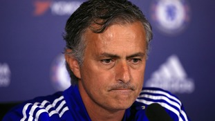 Jose Mourinho's Manchester United deal halted as Chelsea own his name trademark