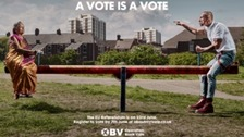Farage: Operation Black Vote EU referendum poster is 'disgusting'