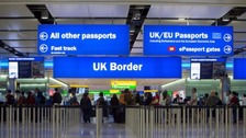 Net migration of EU citizens to UK rises to 184,000
