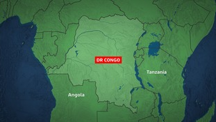 The plane came down in DR Congo 10 days ago.