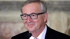 European Commission President Jean-Claude Juncker.