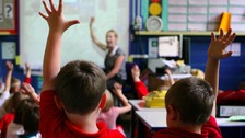 Teacher training take-up troubles in Wales