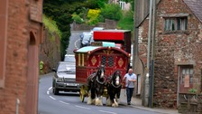 Road traffic advice ahead of Appleby Horse Fair