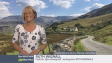 Wales weather: Warm sunshine for most with a few showers in the north!