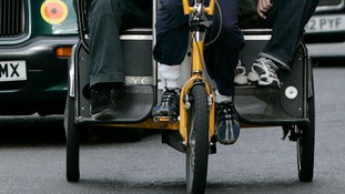 Government pledges crackdown on rip-off rickshaw drivers