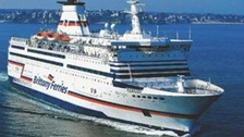 French strikes: Ferry services between Portsmouth and Le Havre are cancelled