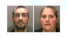 Steven and Julie Beards have been found guilty