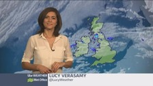 Weather: Temperatures recover for most of us