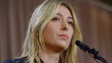 Sharapova included in Russia Olympic team despite suspension