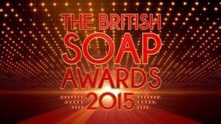 British Soap Awards 2016