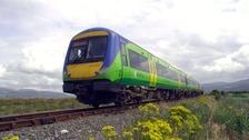 Two young girls were killed by a train near Ynyslas in 2000.