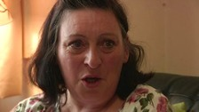 Adele Wallace lost her son because of legal highs.