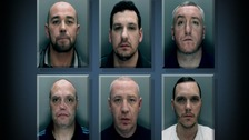 Bank robbers jailed for million pound heist