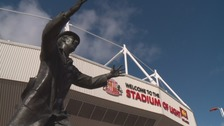 England take on Australia at Stadium of Light tonight