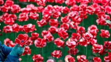 Thousands expected to see Poppies Wave display at Lincoln Castle