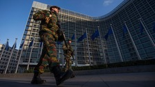 UK will never be part of an EU army, government says