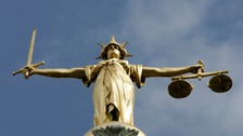 Criminal justice system 'close to breaking point'