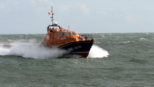 Search for missing crewman suspended