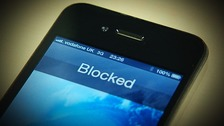 Mobile phone users can now text to stop nuisance calls