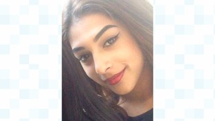 Missing 17-year-old Amina Khan