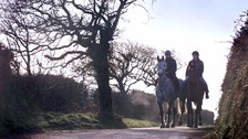 Campaign launch to urge motorists to slow around horses