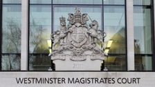 The three suspects charged with Syria-related terror offences will appear before Westminster Magistrates' Court.