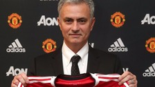 CONFIRMED - Jose Mourinho is the new Manchester United manager