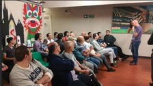 Police talk hate crime with NE Syrian communities