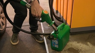 Motorists have been urged to stock more petrol for longer journeys in France and beyond.