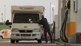 UK breakdown recovery firms warned drivers a rising number of their customers had already become stranded in France after their tanks ran dry.