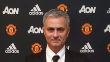 Mourinho's message to Manchester United fans: 'I want to win'