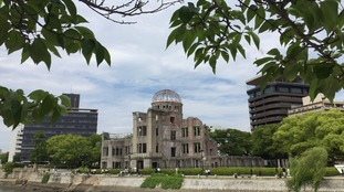 Hiroshima was the site of the world's first atomic bombing.