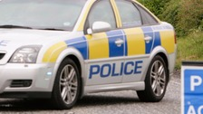 A security alert has been sparked in Strabane.