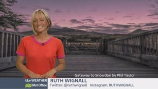 Wales Weather: Showers ease later, but there are more to come!