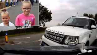 Driver jailed for four years after road rage chase paralyses sisters
