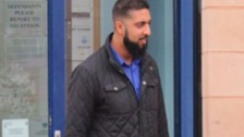 Police officer jailed in hoax terror alert case