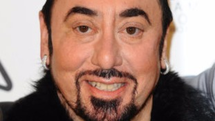 David Gest's ashes were scattered in York