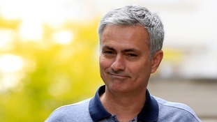 Mourinho tells United fans to forget last three years