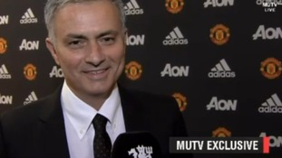 Jose Mourinho: Manchester United boss issues winning message to fans