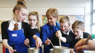 Sturgeon's toughest test: bringing testing to Scotland's schools